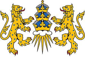 Emblem drapers